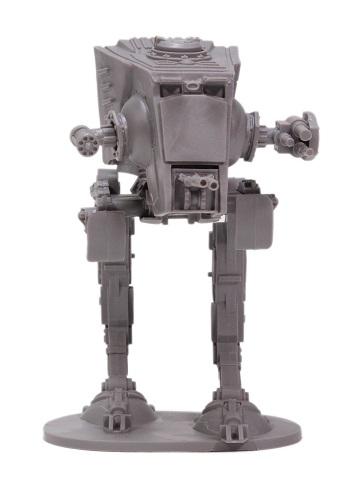 plastic miniature Imperial Walker, AT-ST