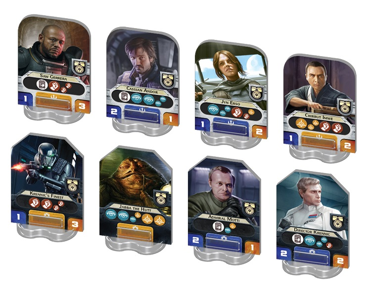Fantasy Flight Games FFGSW04/Star Wars Rebellion Rise of The Empire Expansion Game