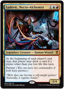 Top Ten Commander 2016 Cards | Article by Abe Sargent