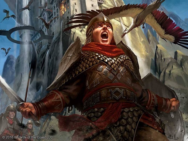 Commander 2016 Art Review | Article by Vorthos Mike