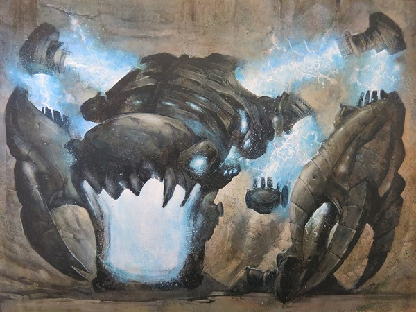 Image result for arcbound ravager art