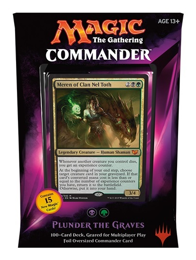 Top Ten Commander Precons | Article by Abe Sargent