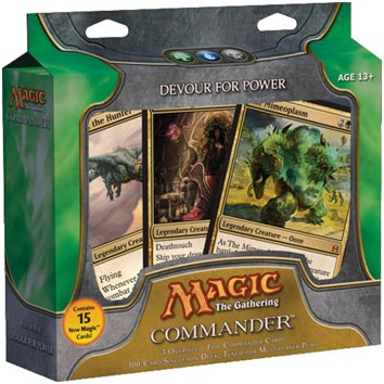 Top Ten Commander Precons   Article by Abe Sargent