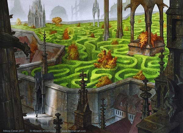 Guilds of Ravnica Art Review | Article by Vorthos Mike