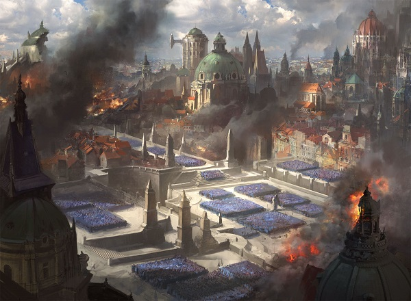 The Course of Ravnica's Empire   Article by Vorthos Mike